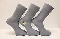 Мужские носки высокие с бамбука классика Ф15