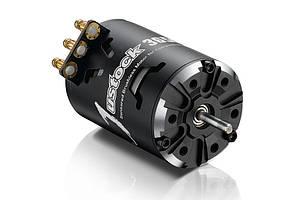 Мотор сенсорный HOBBYWING XERUN JUSTOCK 3650 21.5T 1800KV G2 для автомоделей