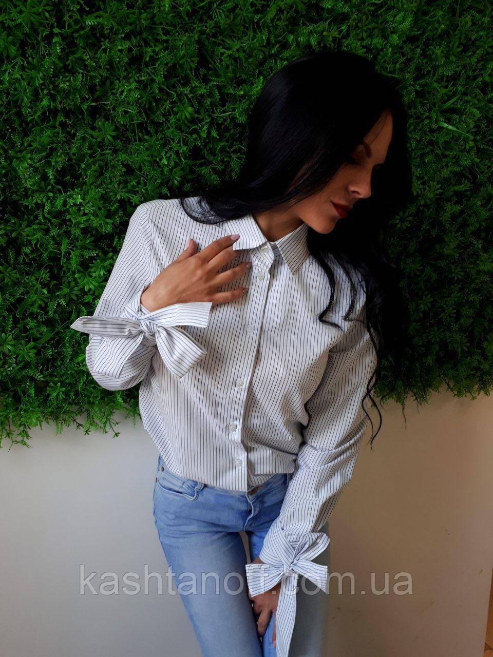 Блуза с бантом, фото 1