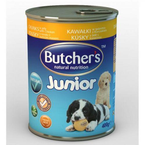 Butchers Basic Junior Консерва Из Курицы 400 Г