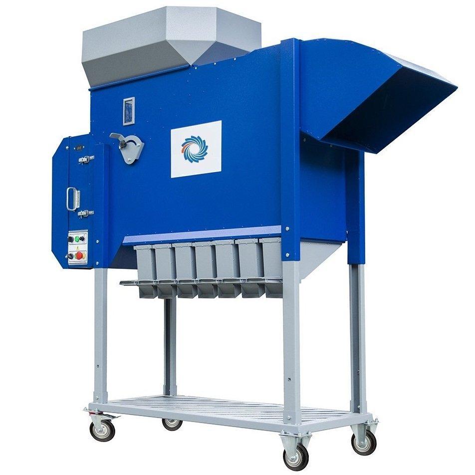 Зерноочистительная машина АСМ-5 (ИСМ-5)