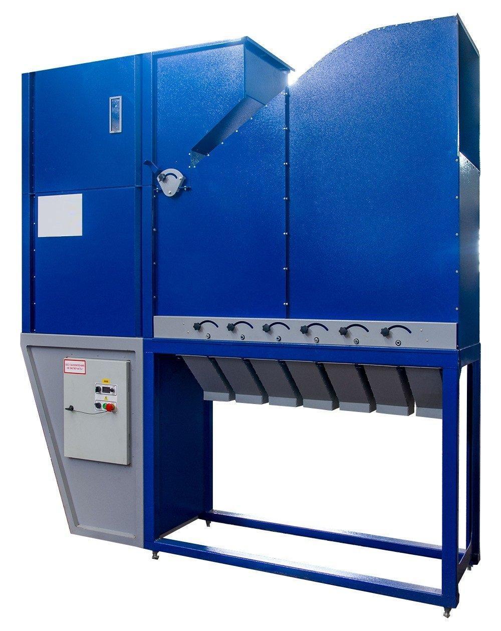 Зерноочистительная машина АСМ-30 (ИСМ-30)