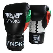 Боксерські рукавички V'Noks Mex Pro Training 10 ун.