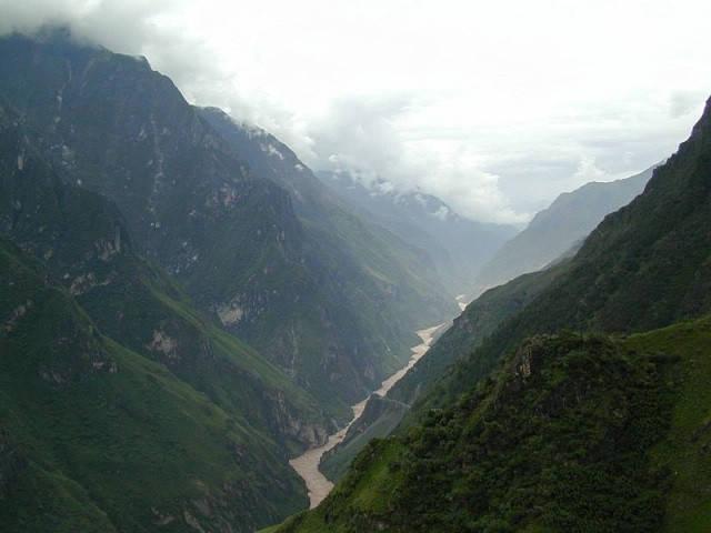 Юньнань - родина пуэра, чайные районы.