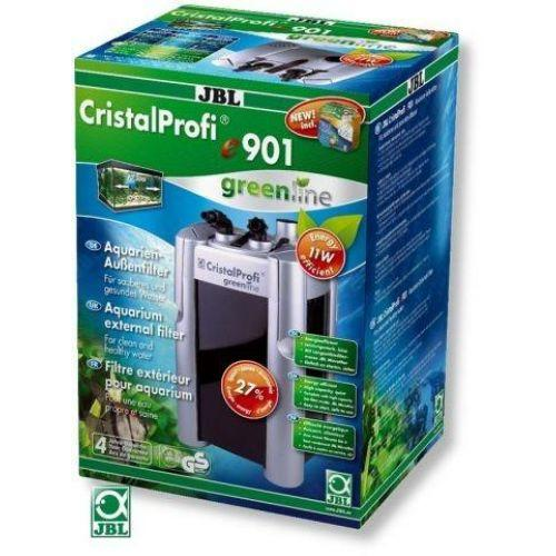 Jbl Cristalprofi E901 Greenline Внешний Фильтр Для Аквариума До 300 Литров