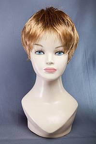 Короткие парики №12,цвет светло-русый c золотинкой