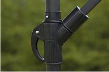 Садовой зонт SiestaDesign Lumi,3 м.бежевый, фото 2