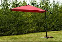 Садовой зонт SiestaDesign Lumi,3 м.бежевый, фото 3