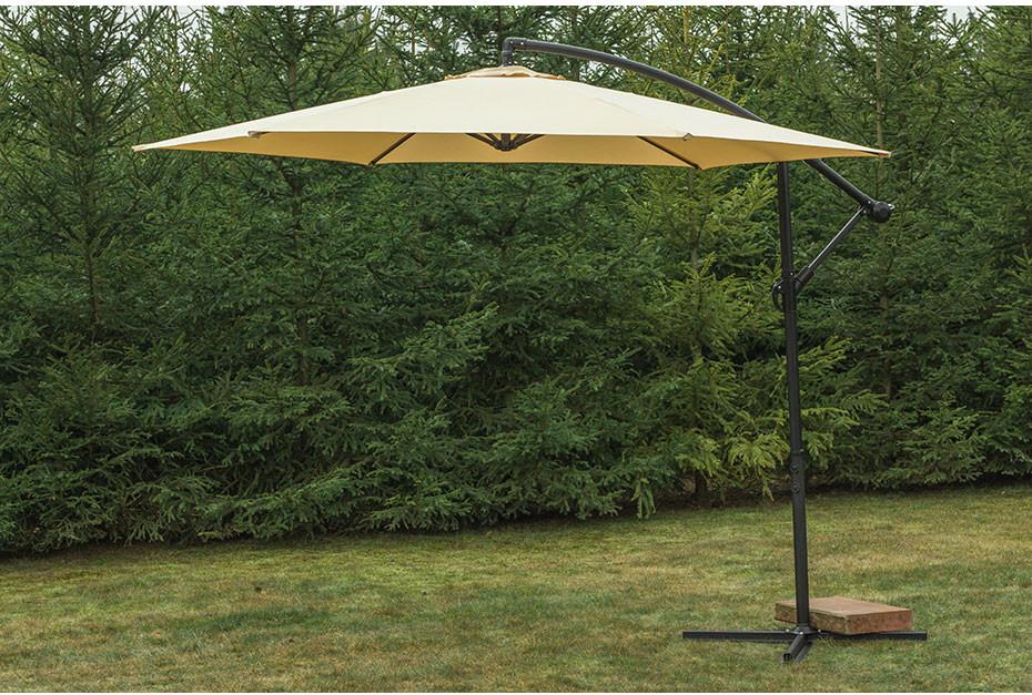 Садовой зонт SiestaDesign Lumi,3 м.бежевый