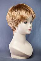 Короткие парики №12,цвет светло-русый с золотинкой
