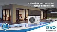 Тепловой насос для бассейна EVO Performance EP-95Р (9,90 кВт)
