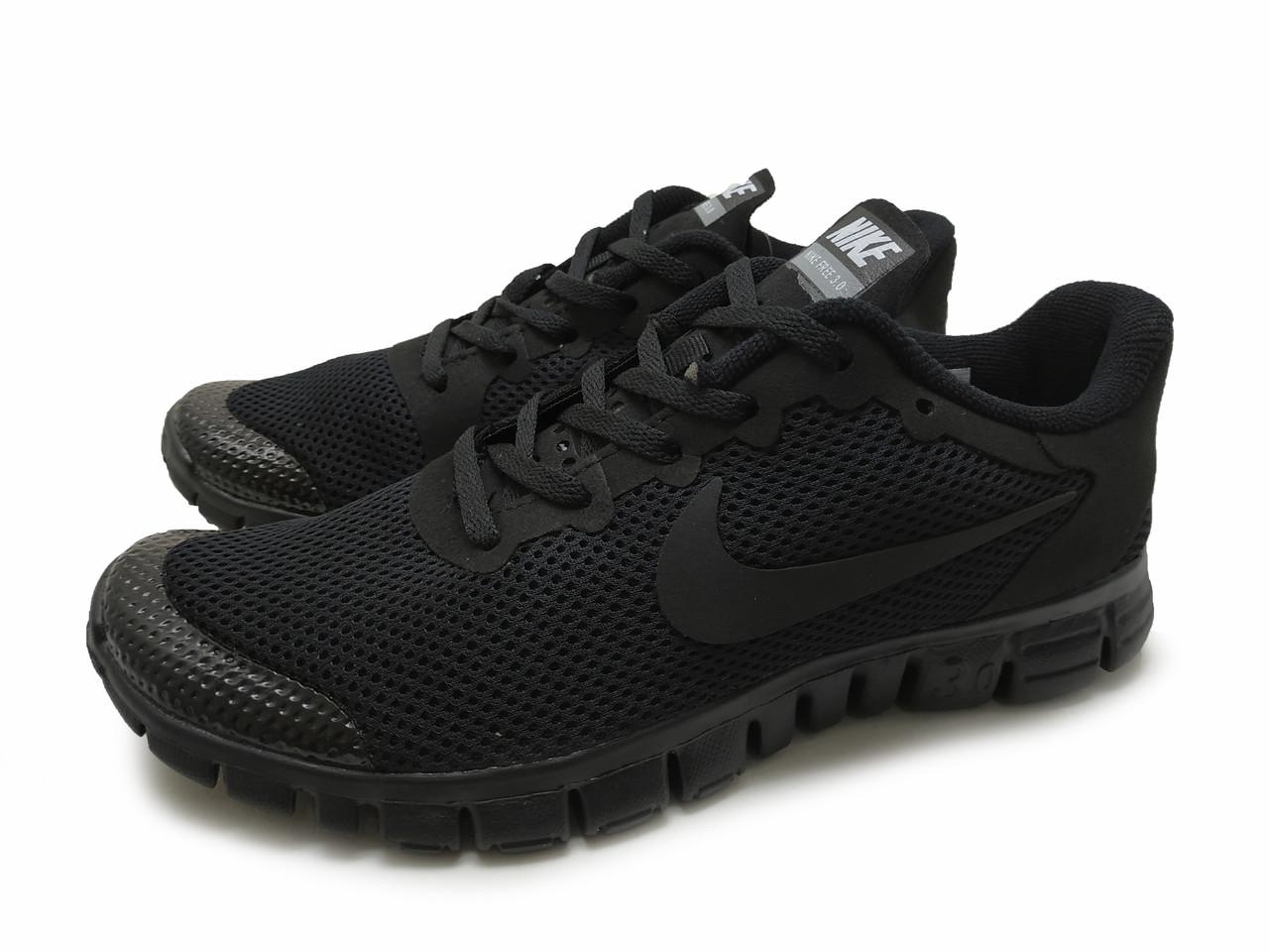 43c233b6152 Летние мужские кроссовки Nike free run 3.0