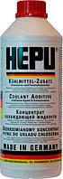 HEPU 1,5л (красный) Концентрат охлаждающей жидкости , антифриз 1:1 до-37С P999-G12 Германия