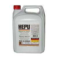 HEPU 5л (красный) Концентрат охлаждающей жидкости антифриз 1:1 до -37С P999-G12 Германия