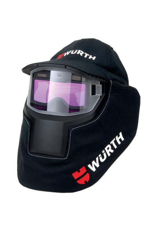 Сварочная маска - шапка WURTH WSC 9-12