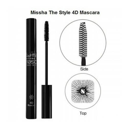 Тушь для ресниц Missha the style 4d mascara, оригинал, фото 2