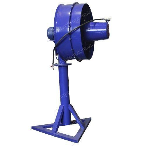 Вентилятор-аэратор В 0.6-370