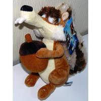 """Мягкая игрушка Белка (из мультфильма """"Ледниковый период"""") №6076,мягкие игрушки,детские подарки,товары для дете"""