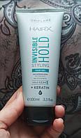 Гель для укладки волос с ультрастойкой невидимой фиксацией HairX