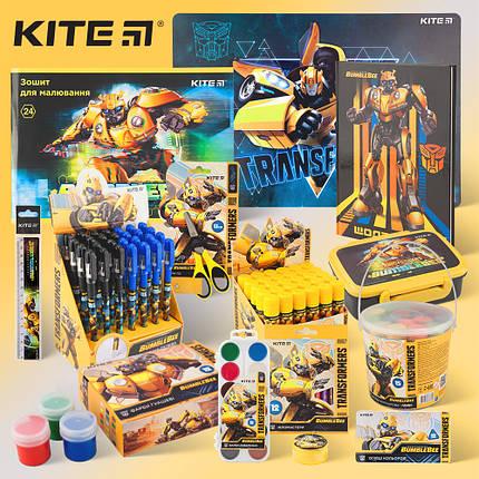 Набор первоклассника для мальчика Transformers 29 предметов, фото 2