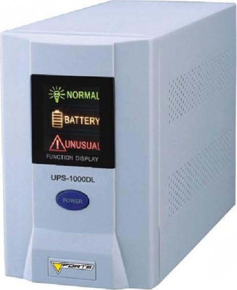 Forte UPS-1000DL Джерело безперебійного живлення