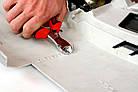 Набор для ремонта бамперов и пластиковых обвесов WTG40 WURTH Германия, фото 7