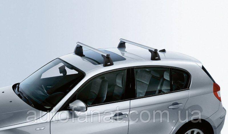 Оригинальные багажные дуги для автомобилей без рейлингов крыши BMW 3 (E90) (82710403104)