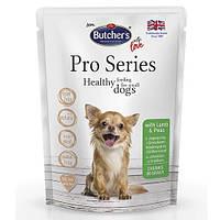 Butcher`s Dog Pro корм для собак, ягнятина и горох, пауч, 100 г