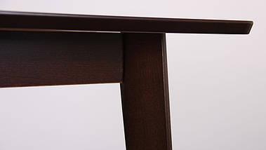 """Стол обеденный раздвижной Виндзор орех темный (1200(1500)*800*750) ТМ """"AMF"""", фото 3"""