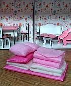 Набор текстиля для маленькой мебели 13 предметов