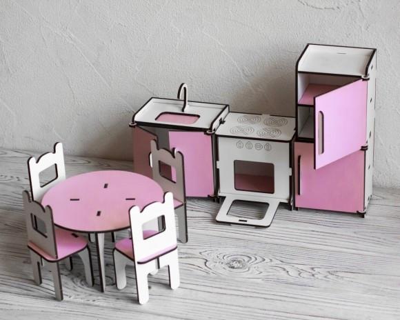 """Комплект игровой мебели """"Кухня"""""""