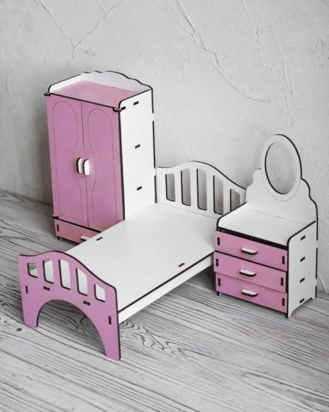 """Комплект игровой мебели """"Спальня"""""""