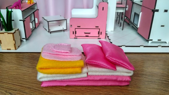 Набор текстиля для Детской 10 предметов