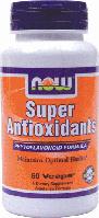 Супер Антиоксиданты, Now Foods, Super Antioxidants, 60 Veggie Caps