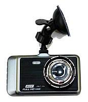 Автомобильный видеорегистратор DVR GT500 Full HD с камерой заднего вида, фото 5
