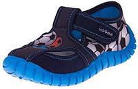 Синие  детские тапочки  viggami  27 размер-16.8 см  , фото 1