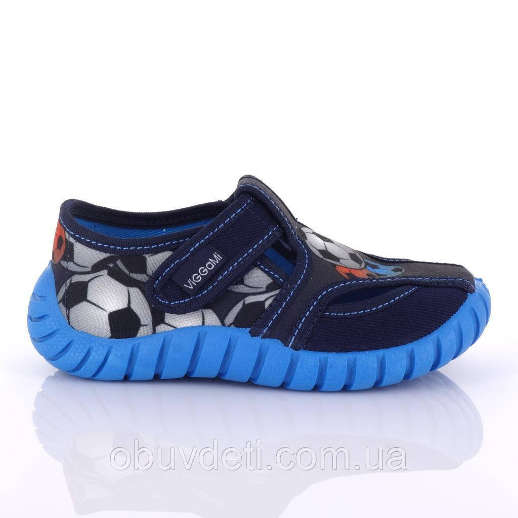 c70edc6cf3ea8e Синие детские тапочки viggami 27 размер-16.8 см , цена 230 грн., купить в  Житомире — Prom.ua (ID#584914484)