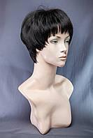 Короткие парики №9,цвет черный