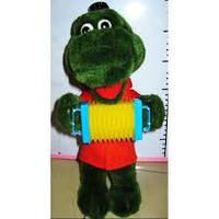 Мягкая игрушка Крокодил Гена №11085,мягкие игрушки,детские подарки,товары для детей,игрушки из мультиков