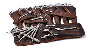 Инструменты фирмы OLTON для маникюра и педикюра