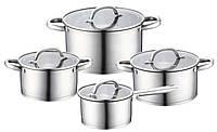 Набор посуды (набор кастрюль) 8 предметов Lessner Glasgow 55839