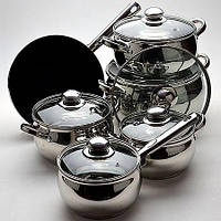 Набор посуды (набор кастрюль) 12 пр. MAYER&BOCH MB 22186