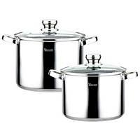 Набор посуды (набор больших кастрюль) 4 пр. VINCENT 3014