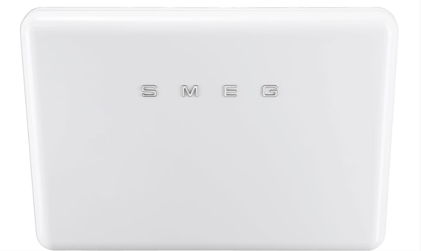 Вытяжка настенная Smeg KFAB75WH белая, фото 1
