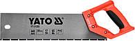 Ножовка для резки ПВХ  и пластика YATO,  440/350мм