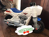 Мотоцикл орион 504 белый Harley Davidson