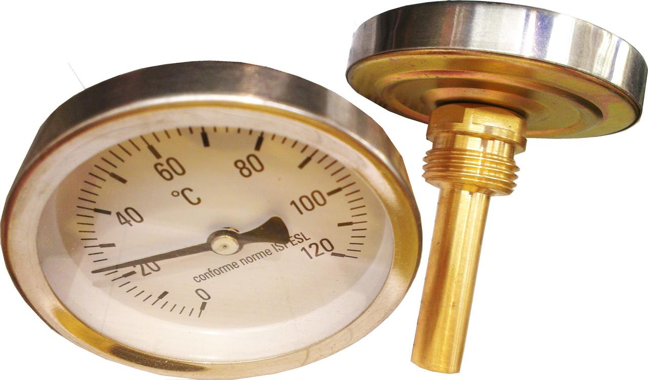"""Термометр 1\2"""" на 120\5см"""