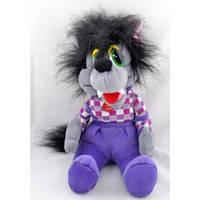 Мягкая игрушка Волк 32см №11160,мягкие игрушки,детские подарки,товары для детей,игрушки из мультиков