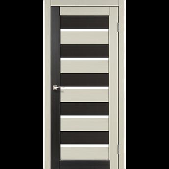 Двери KORFAD PC-05 Полотно+коробка+2 к-та наличников+добор 100мм, эко-шпон, фото 2
