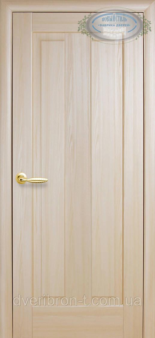 Двери Новый Стиль Премьера глухое ясень, коллекция Маэстра Р